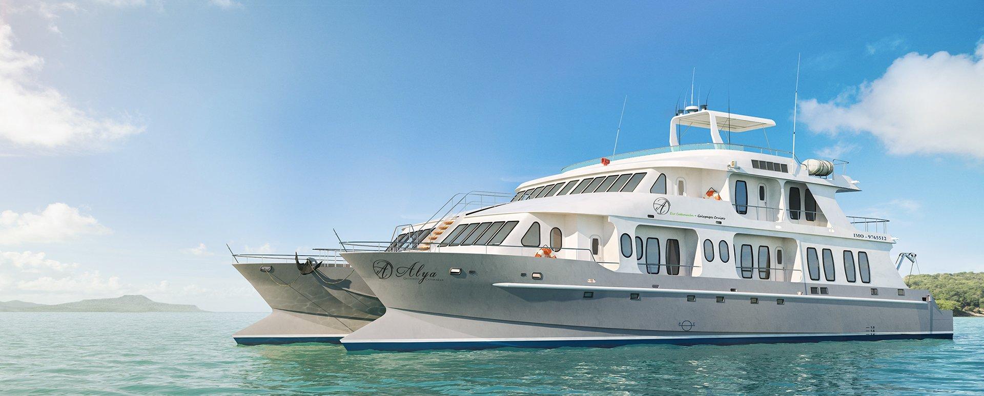 Alya Galapagos Catamaran