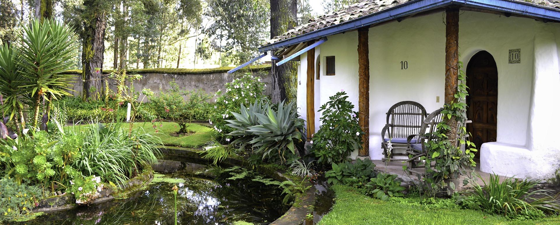 Hacienda Cusin Otavalo