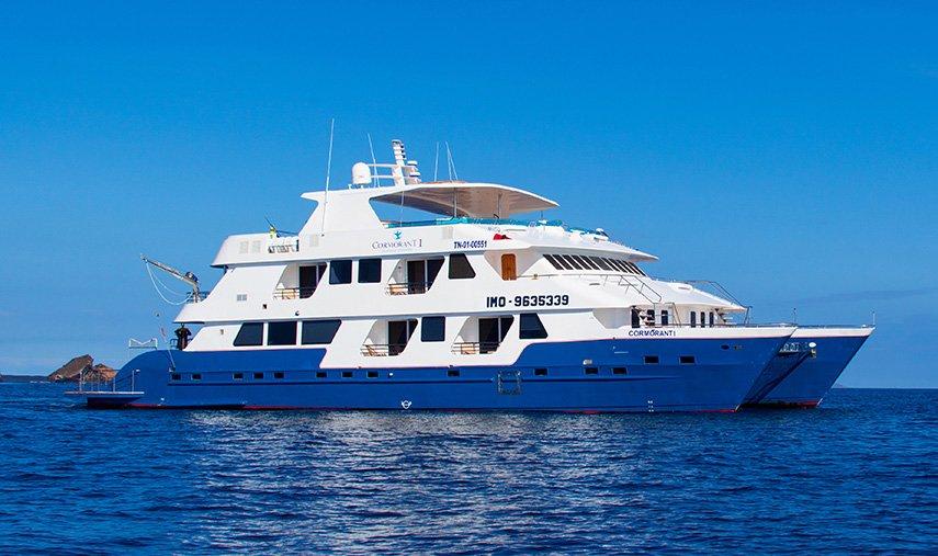 Cormorant Catamaran I