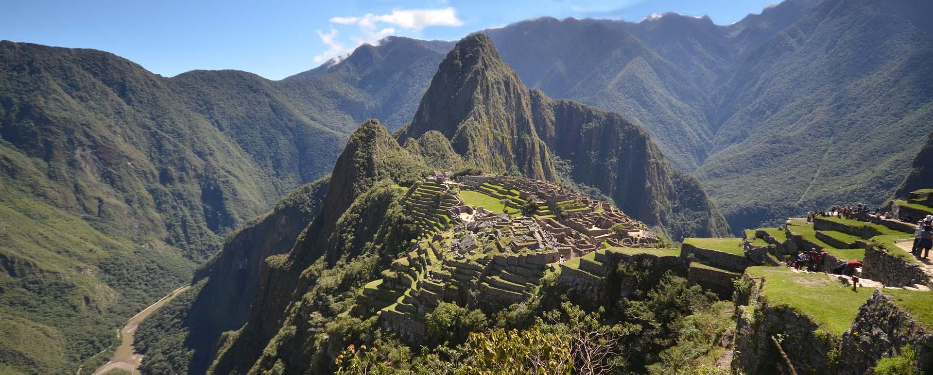 Galapagos and Machu Picchu Tours