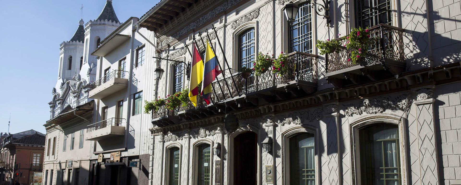 Mansion Alcazar exterior