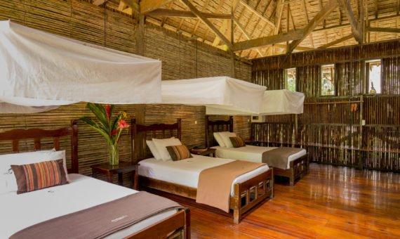 refugio Amazonas room