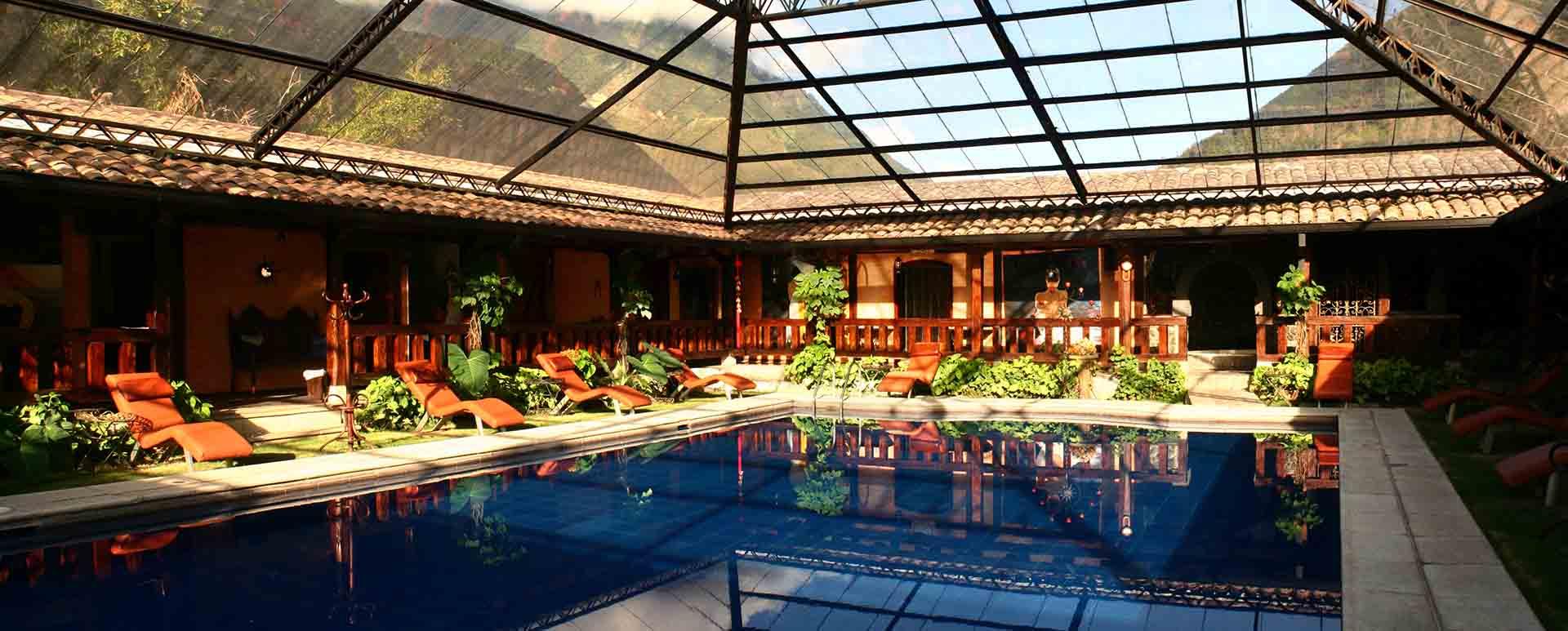 Samari Spa & Resort pool
