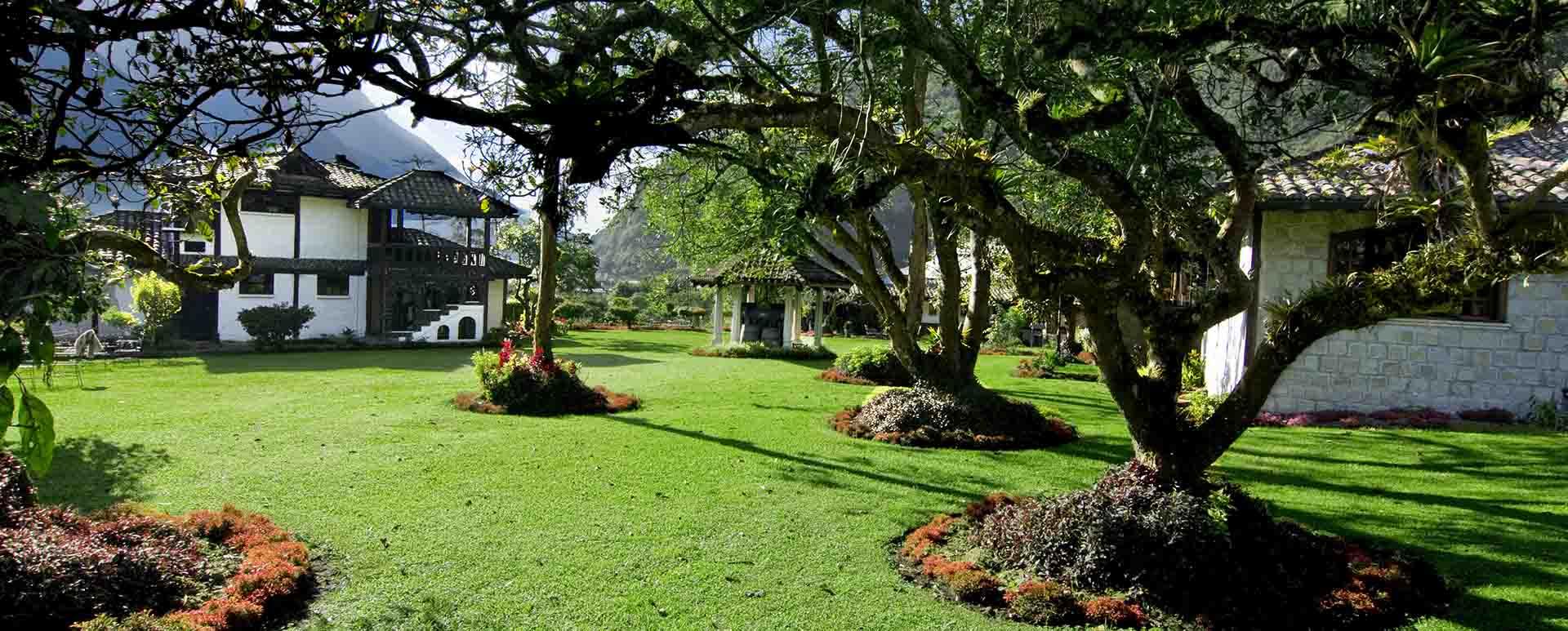 Samari Spa & Resort garden