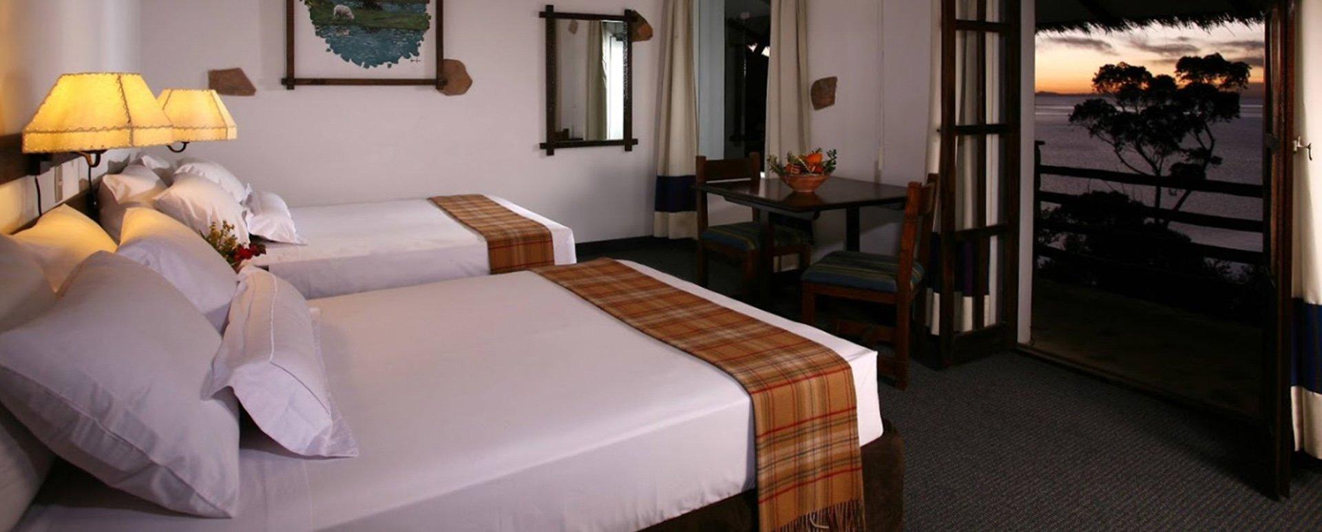Suasi Island Lake Titicaca room