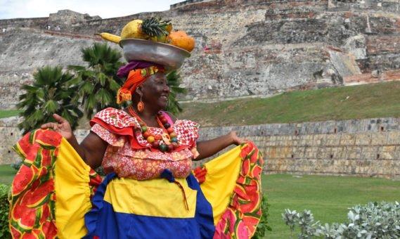 Cartagena Dancer
