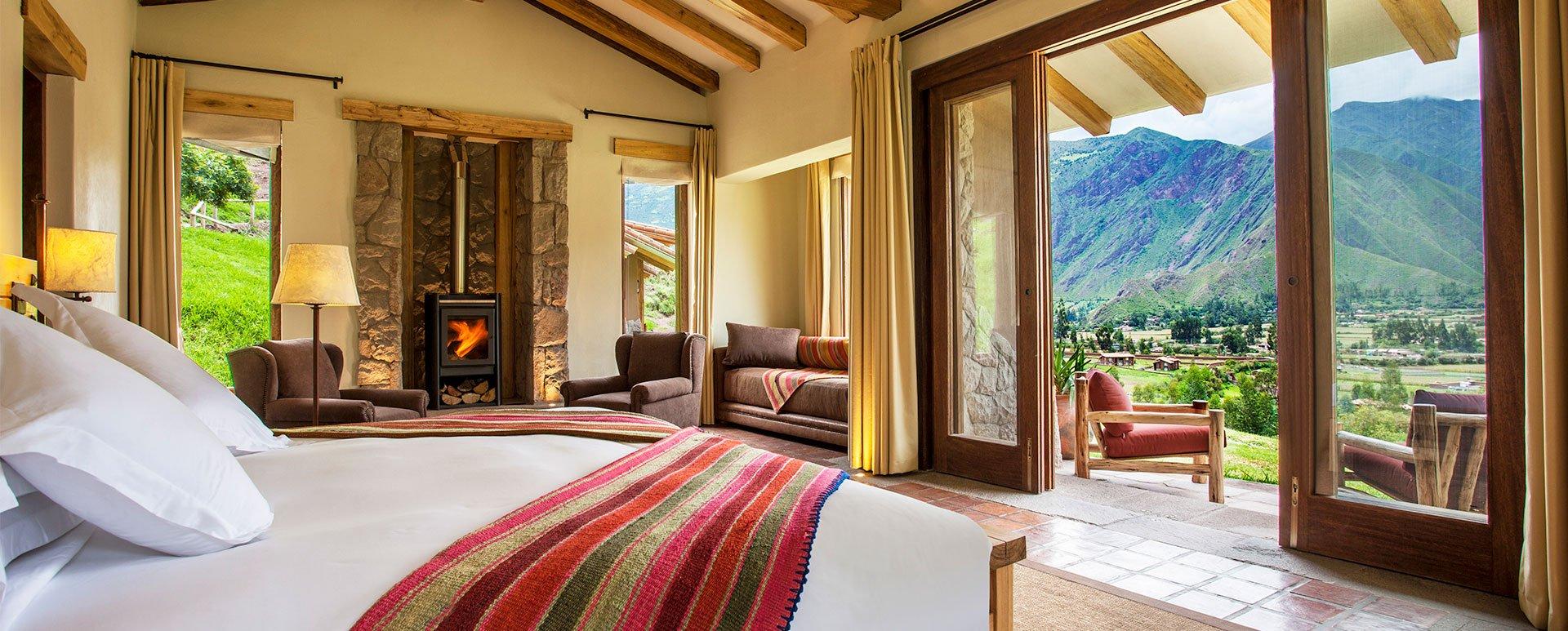 Hacienda Urubamba Suite