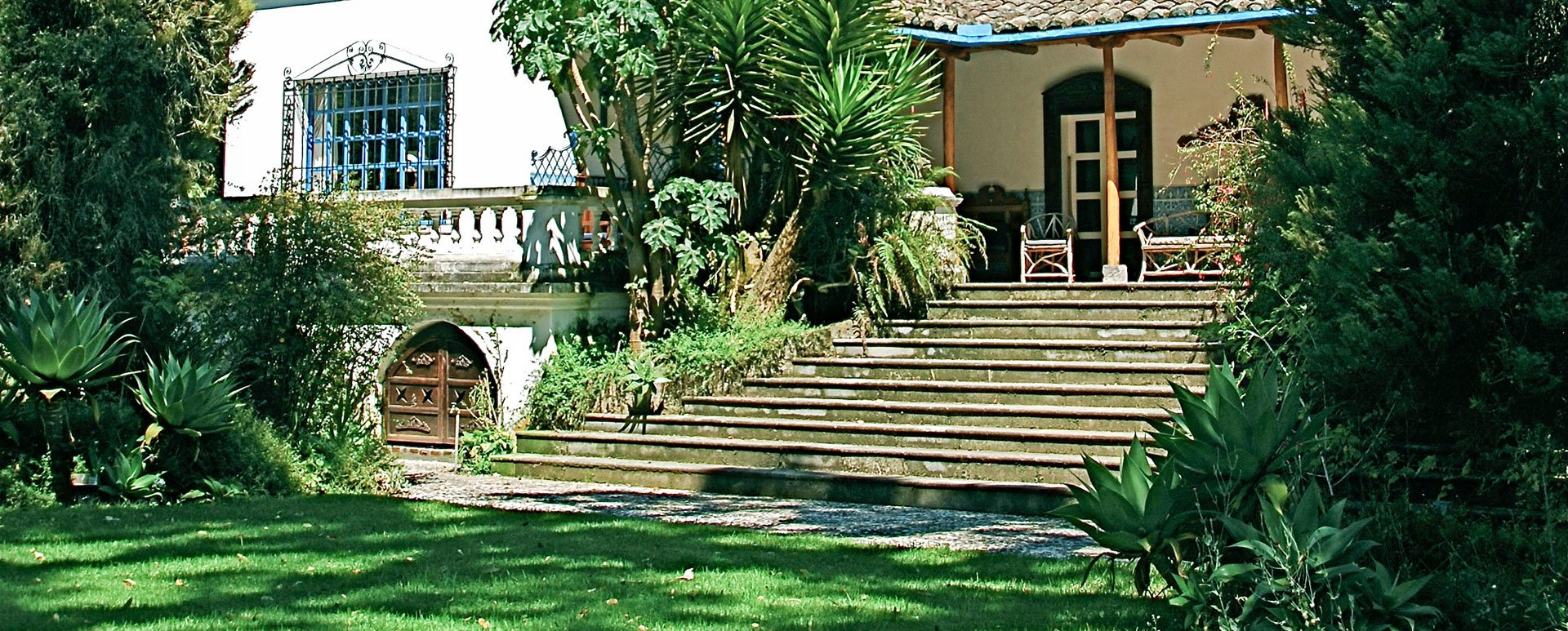Hacienda Cusin Hotel