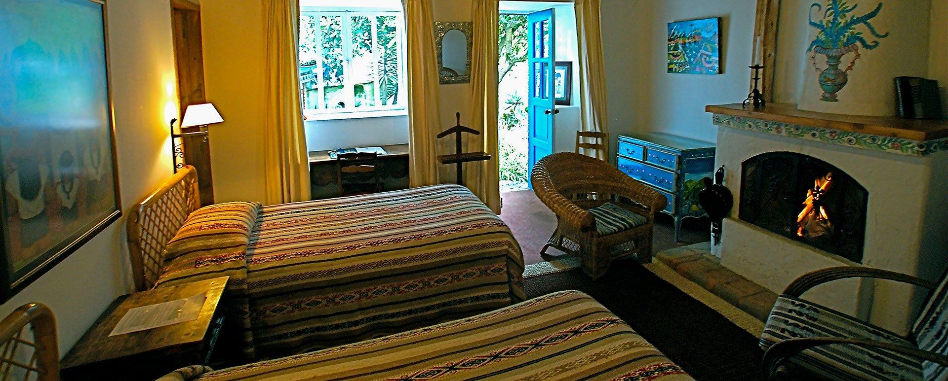 Hacienda Cusin room