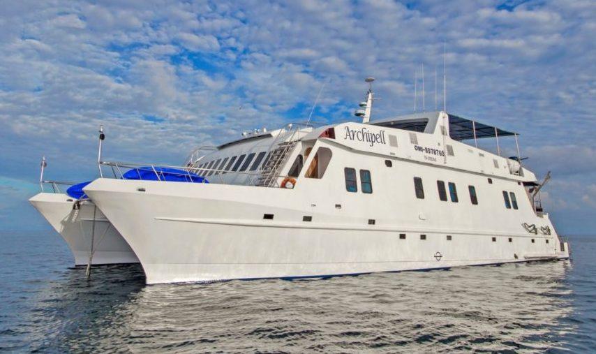 Archipell catamaran I