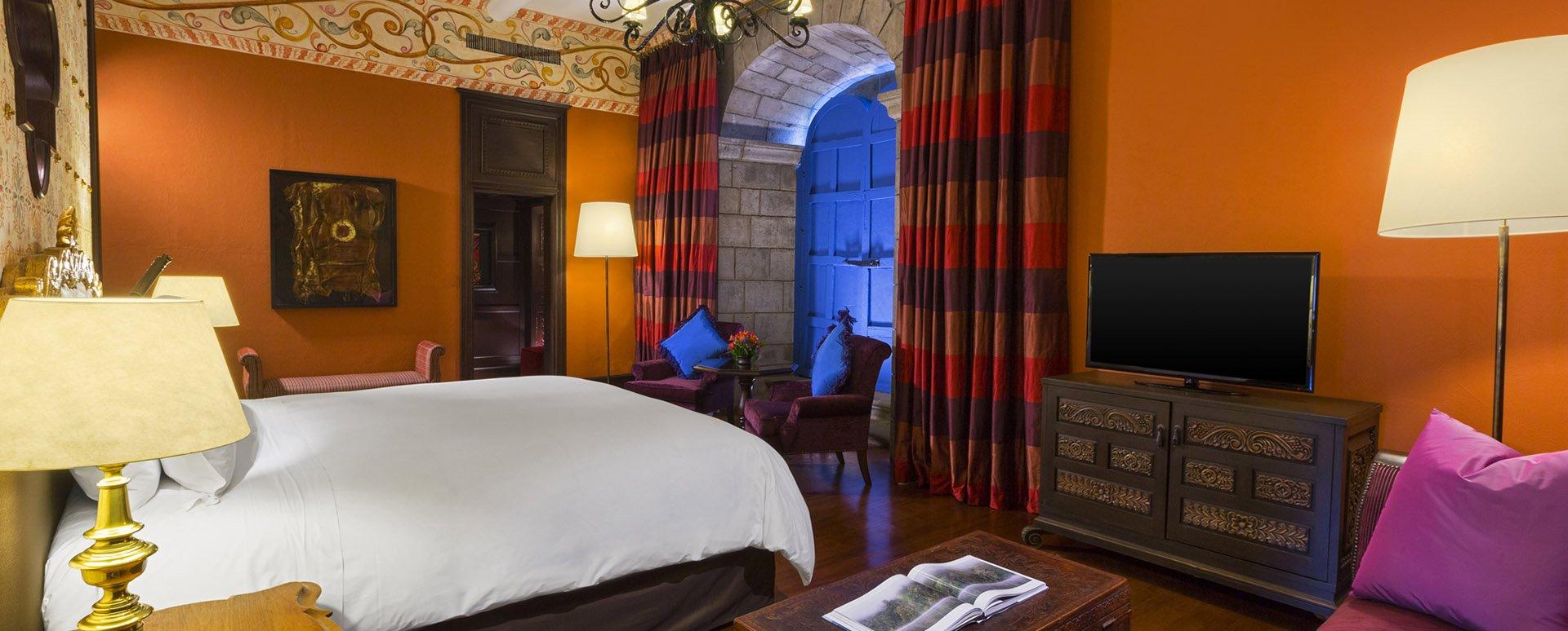 Palacio del Inka suite