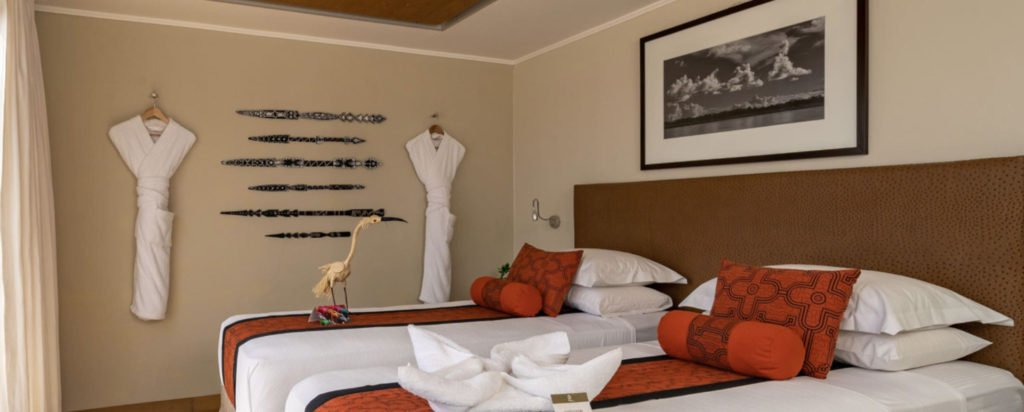 Peru Cruise Delfin III Luxury Amazon River Suite Twin Cabin