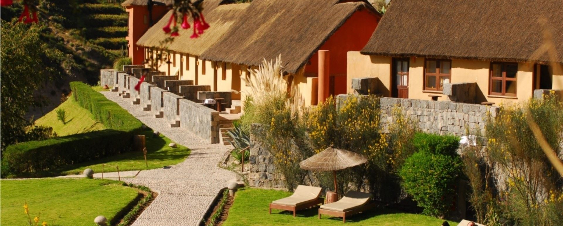 Colca Lodge Front