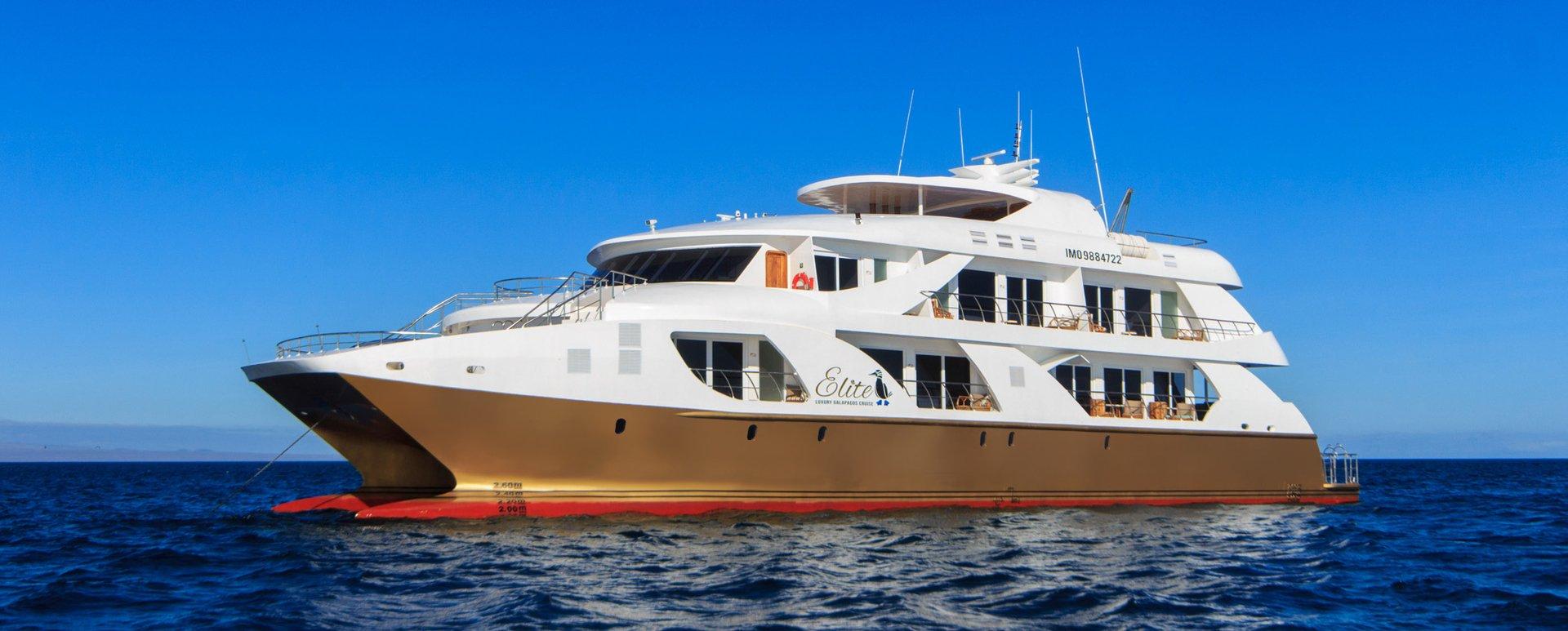 Galapagos Elite Catamaran