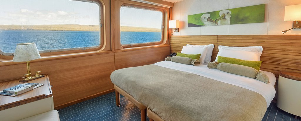 GALAPAGOS-LEGEND SUITE CABIN