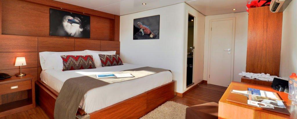 Galapagos Cruise Athala Catamaran Couple Cabin