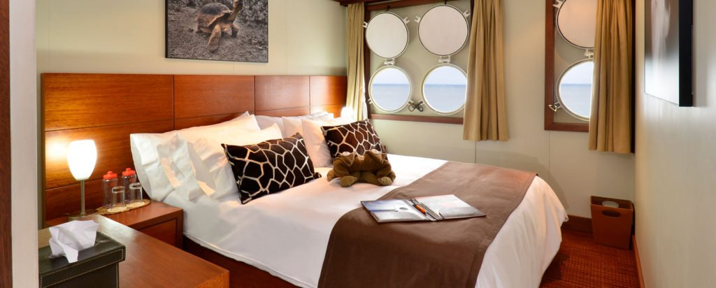 Galapagos Cruise Xperience Luxury Small Ship Standard Couple Cabin