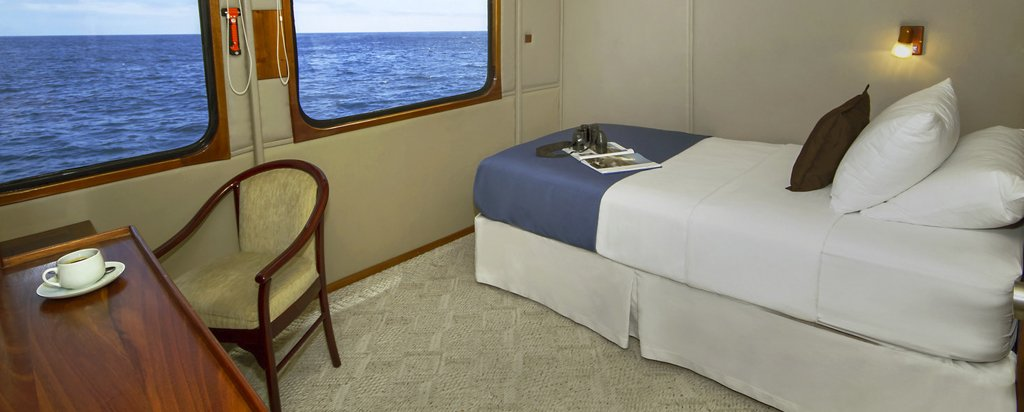 Galapagos Cruise Integrity Yacht Standard Single Cabin