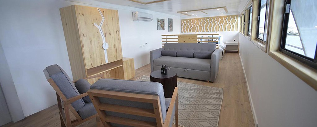 Galapagos Cruise Sea Star Journey Suite Couple Cabin