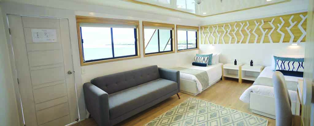 Galapagos Cruise Sea Star Journey Suite Twin Cabin