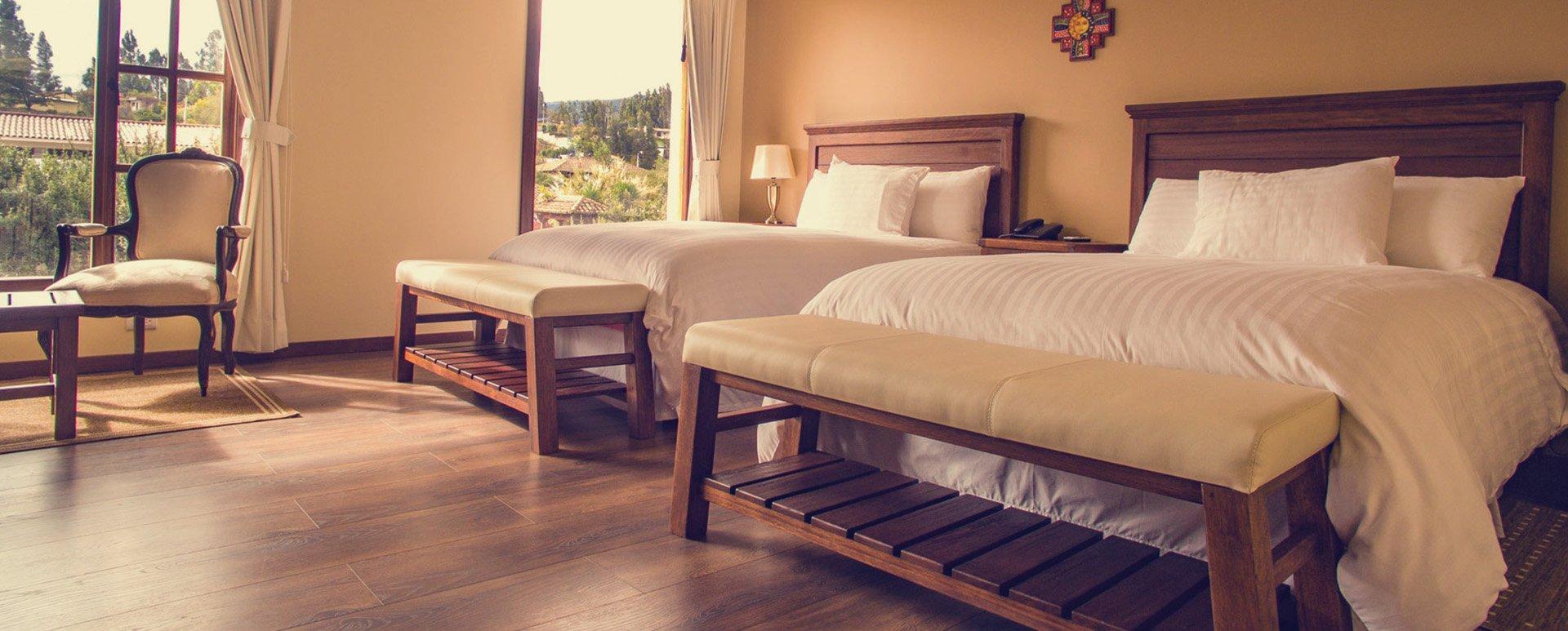Abraspungo Hacienda room