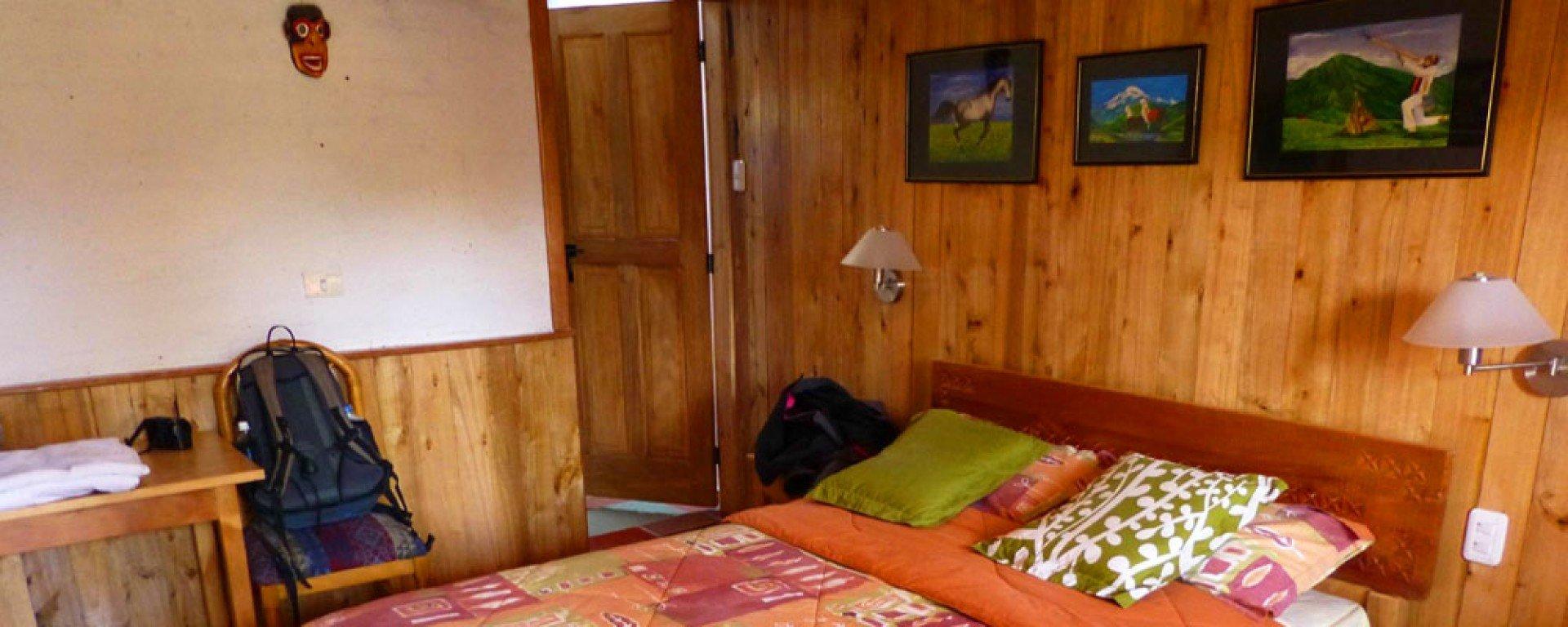 Mama Hilda Lodge room