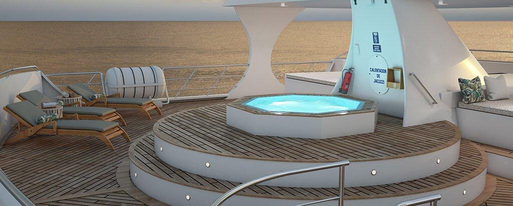 Ocean Spray sky lounge