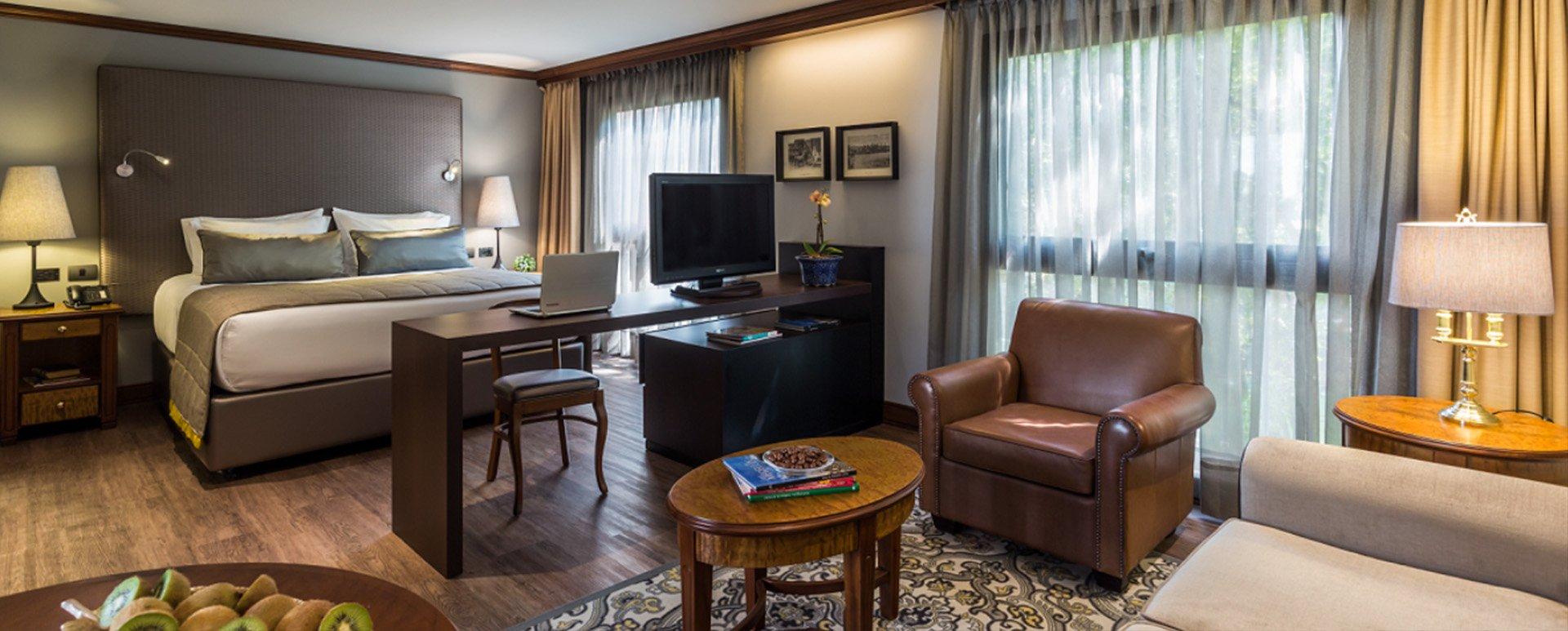 Hotel Park 10 Medellin room