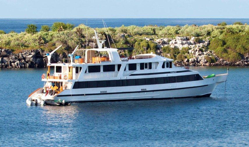 Galapagos Integrity ship exterior