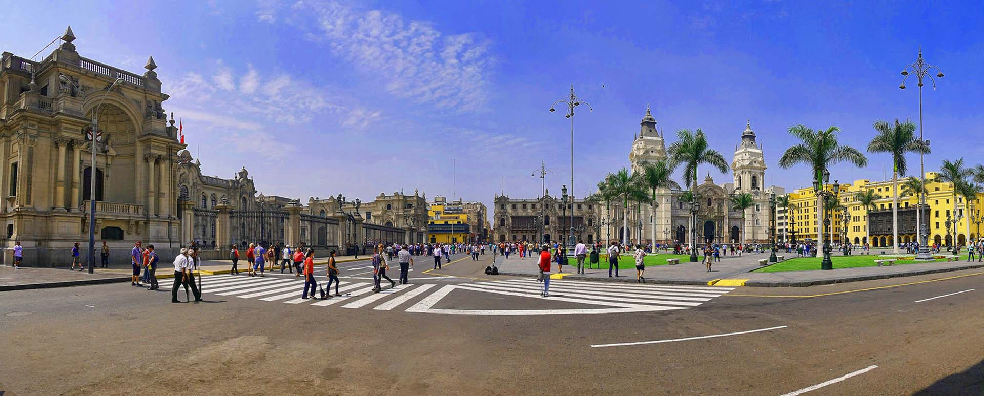 Lima Peru coty tour
