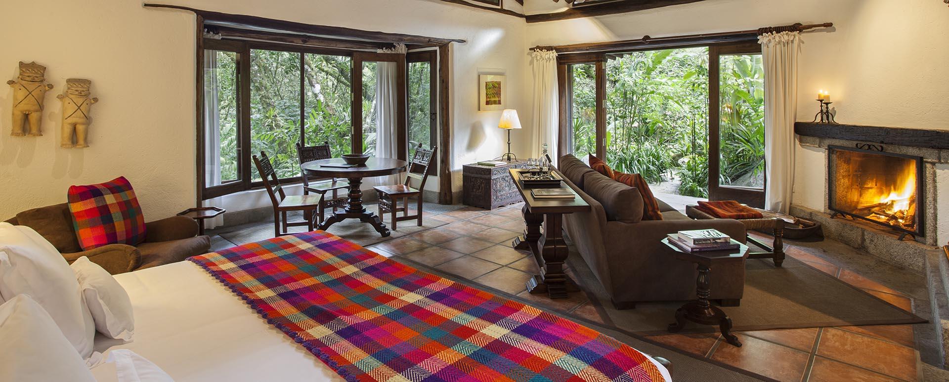Machu Picchu Pueblo Hotel Suite