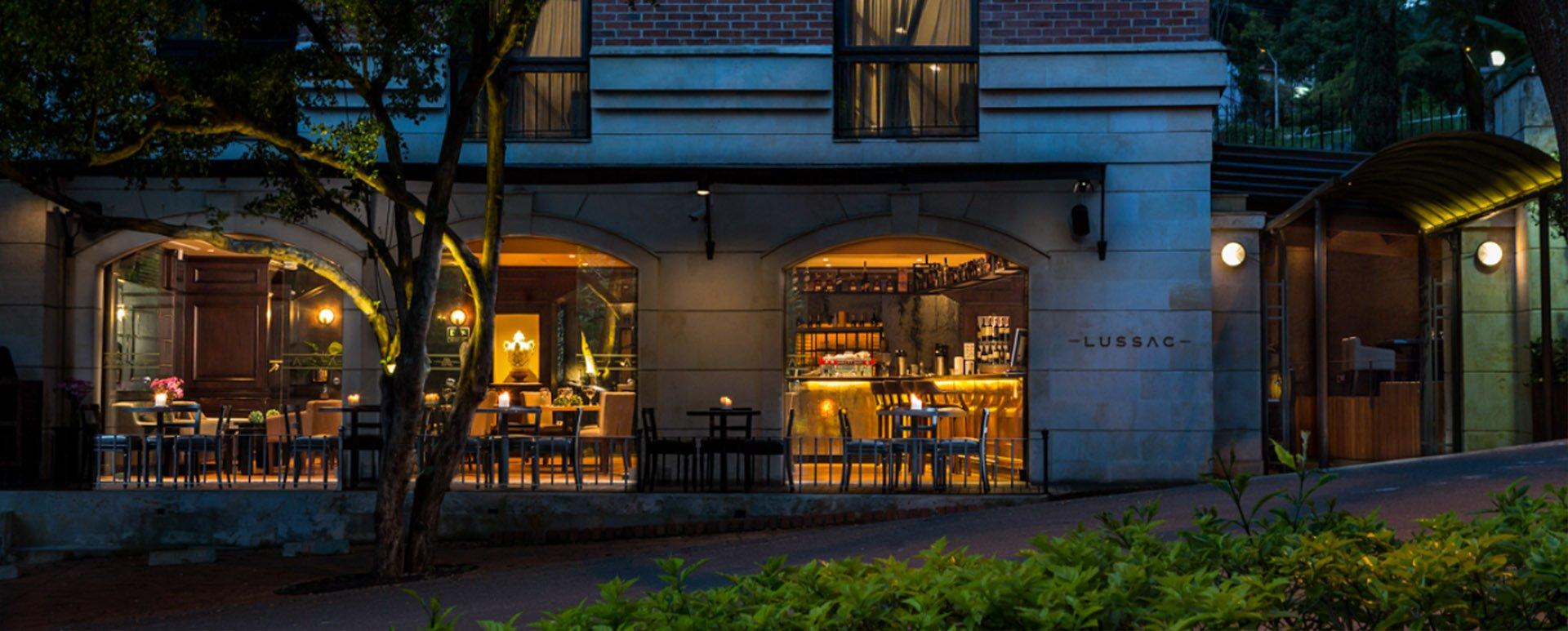 Park 10 Medellin restaurant
