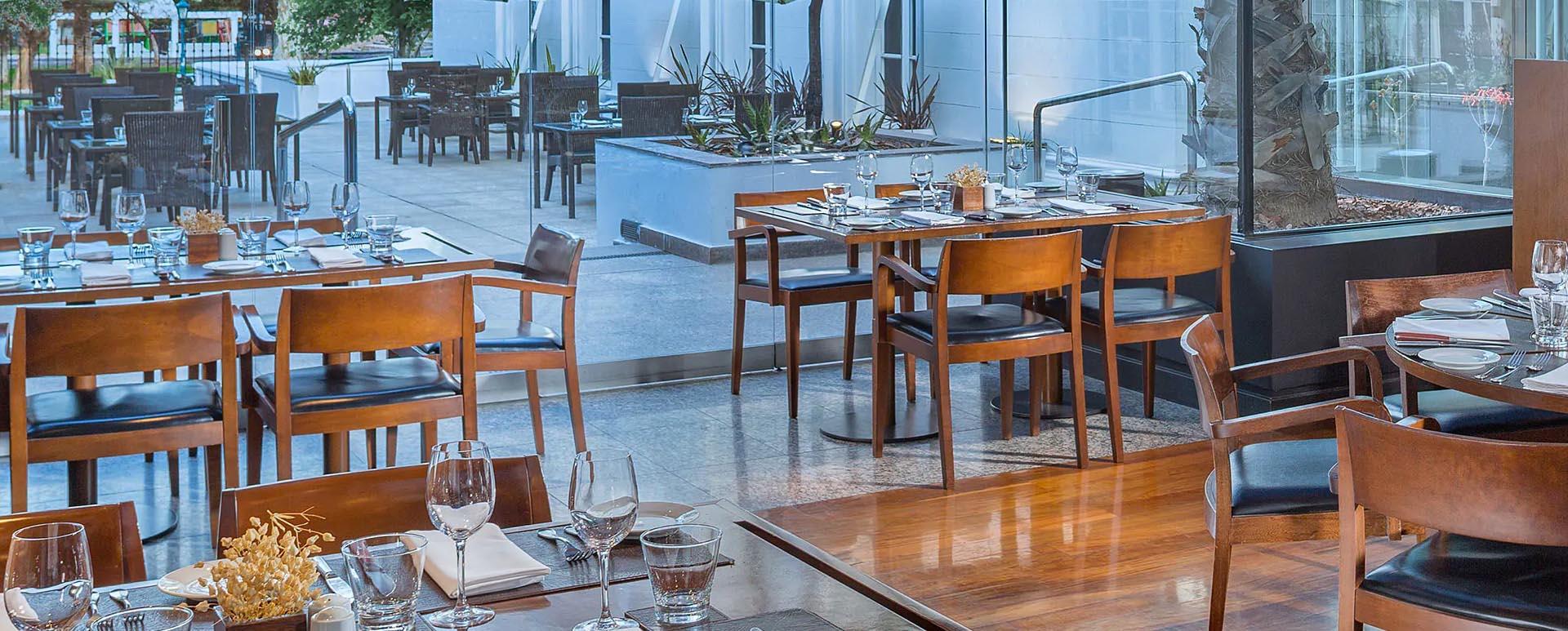 Park Hyatt hotel restaurant