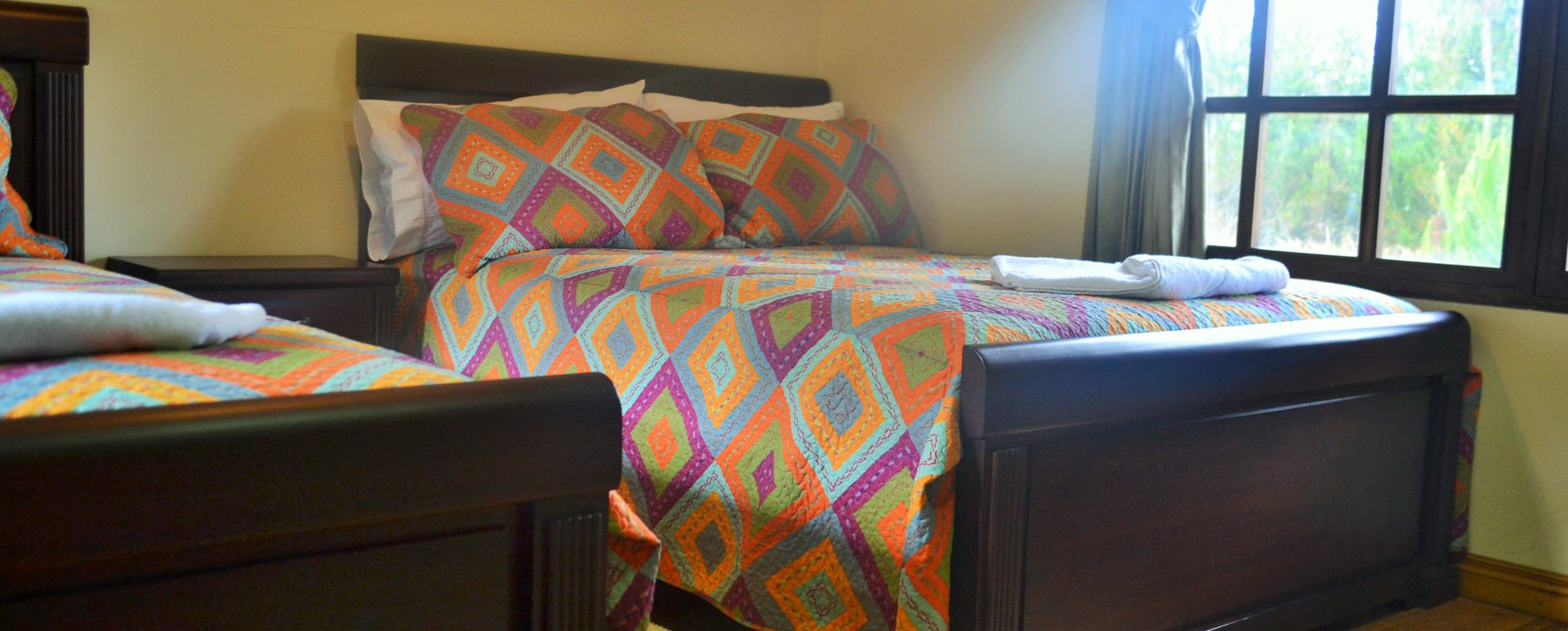 Shalala Lodge room