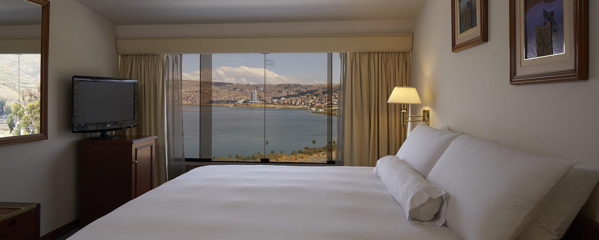 Libertador Lago Titicaca Suite