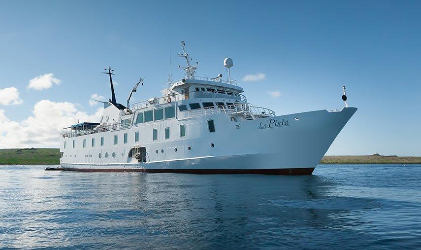 Galapagos Yacht-La-Pinta