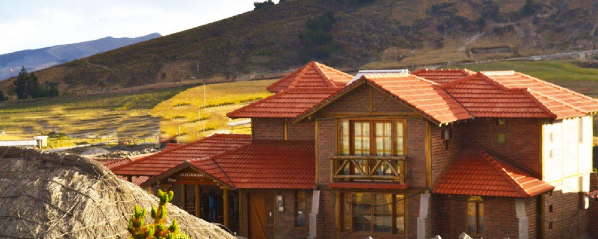 Shalala Lodge exterior