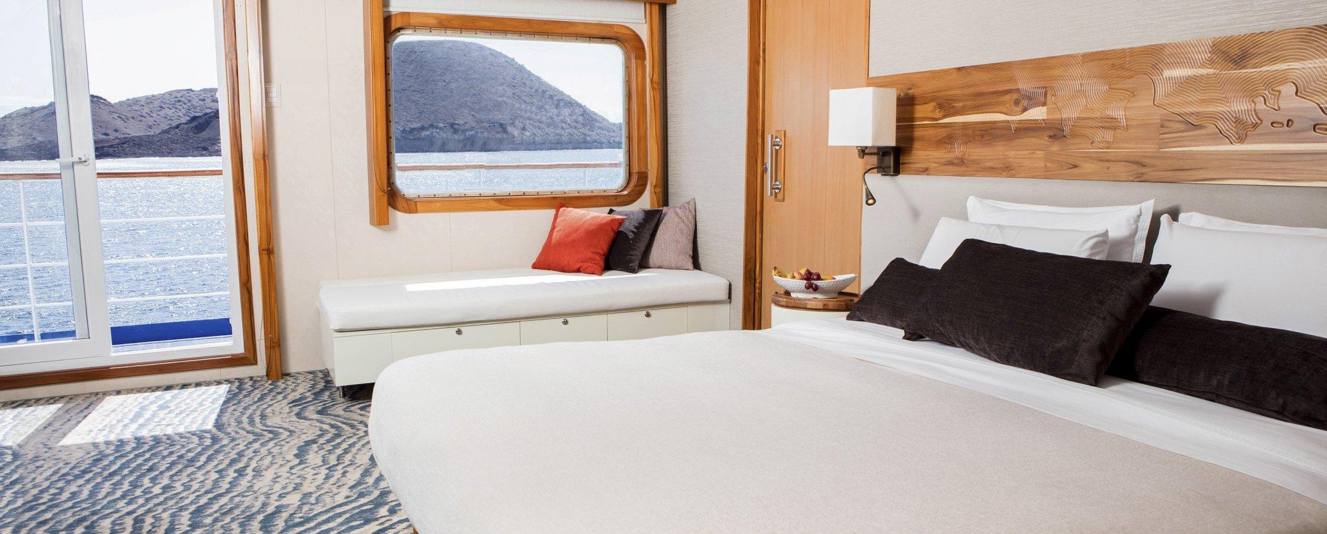 Galapagos Legend Cruise cabin
