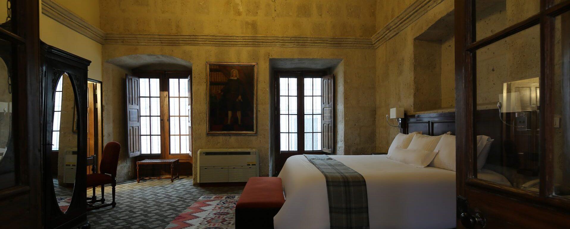 Casa andina Arequipa suite