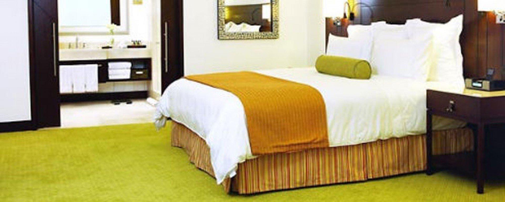 Marriott Bogota Hotel room