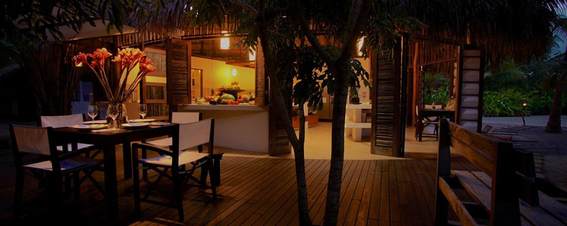 Merecumbe hotel front