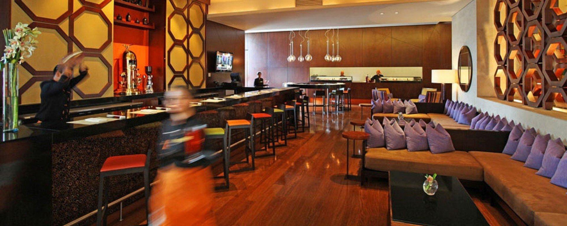 Marriott Bogota Hotel bar