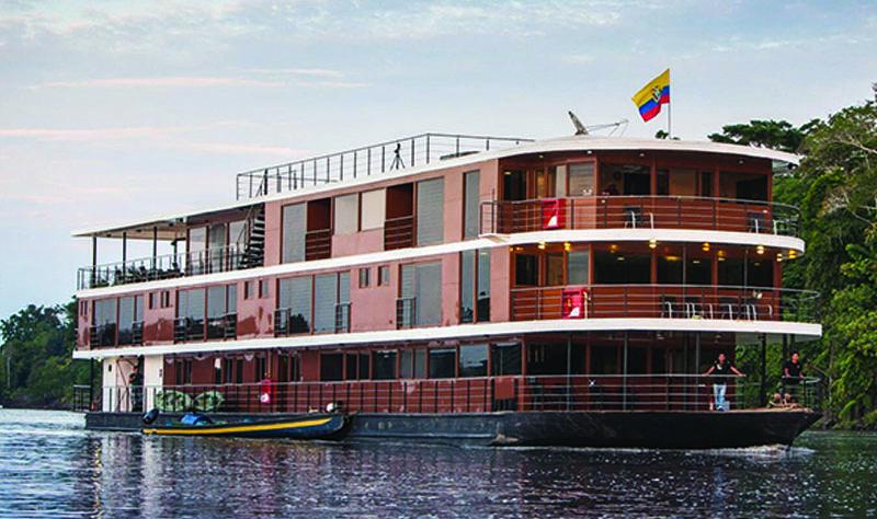 Anaconda Amazon Cruise