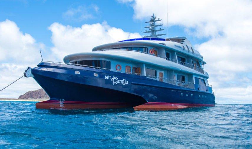 Galapagos Camila Catamaran