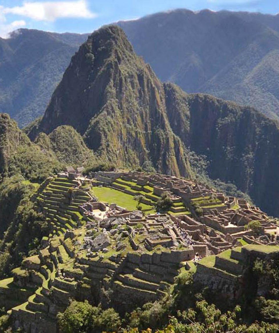 Machu Picchu Featured