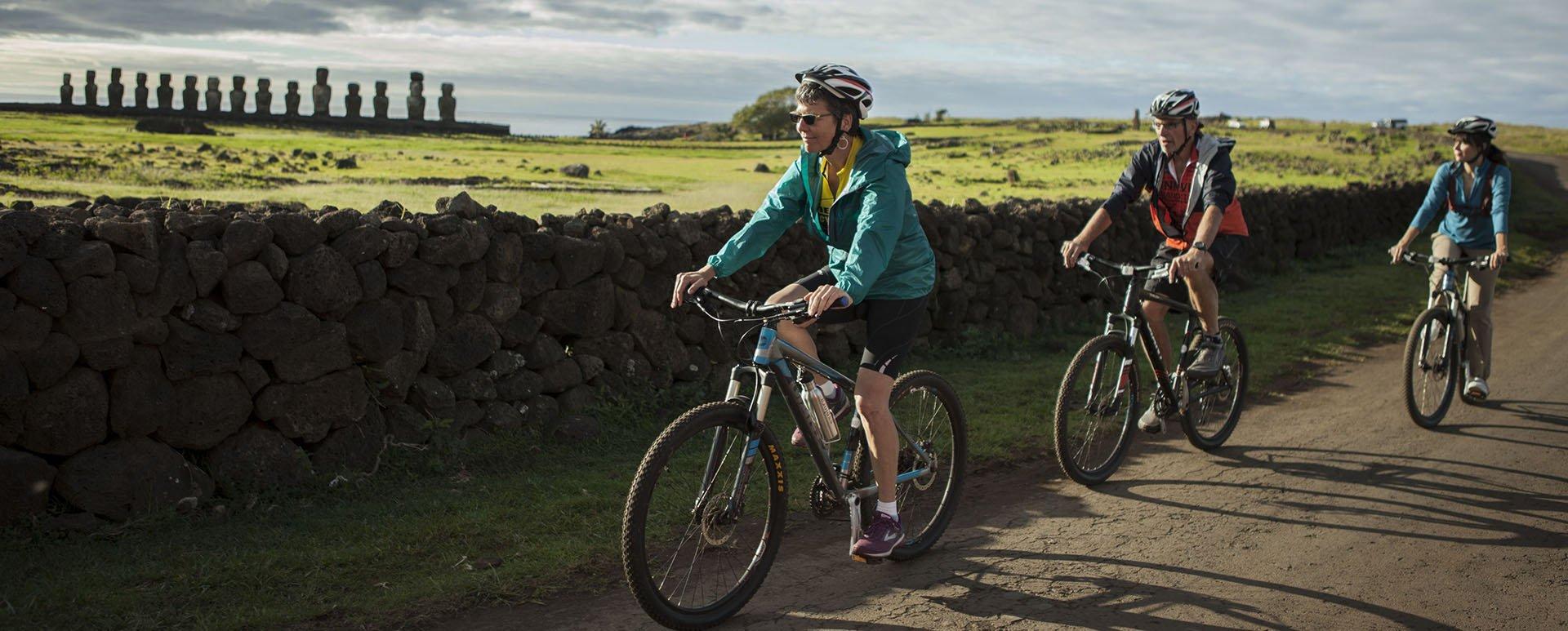 Bike Ride Tongarik